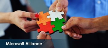 microsoft alliance